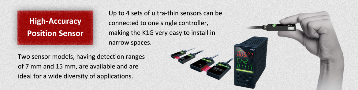 imgHigh Accuracy Position Sensor - K1G