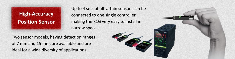High Accuracy Position Sensor - K1G