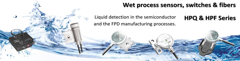 Wet Process Sensors, Switches & Fibers